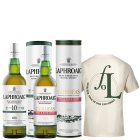 Laphroaig 10 YO. CS. and Càirdeas Summer Bundle