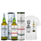 Laphroaig Càirdeas and 10 YO. Summer Bundle