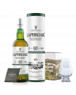 Laphroaig 10 Y/O Cask Strength Stay at home kit