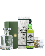 Laphroaig 25 Years Old Premium Bundle