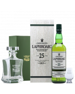 Laphroaig 25 Years Old Premium Bundle Stay at Home Kit
