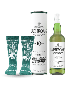 10 Year Old Socks - Christmas bundle Laphroaig