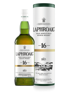 16 Year Old Bottle Tube Laphroaig