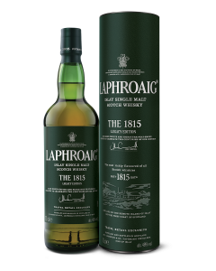 The 1815 Legacy Edition Bottle Tube Laphroaig