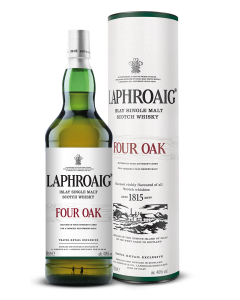 Four Oak Bottle Tube Laphroaig