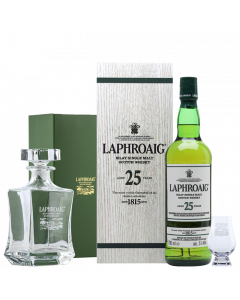 Laphroaig 25 Years Old at Home Kit
