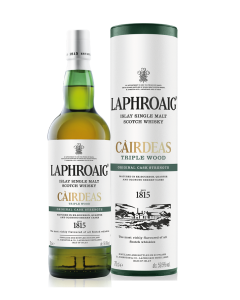 Laphroaig Cairdeas Triple Wood Cask Strength