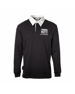 Laphroaig rugby Men's Polo Black