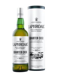 quarter cask bottle tube laphroaig