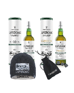 Cask Strength Bundle - Beanie hat and whisky stones