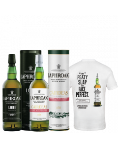 Laphroaig Càirdeas and Lore Summer Bundle