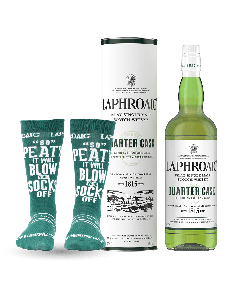 Quarter Cask socks - Christmas bundle Laphroaig