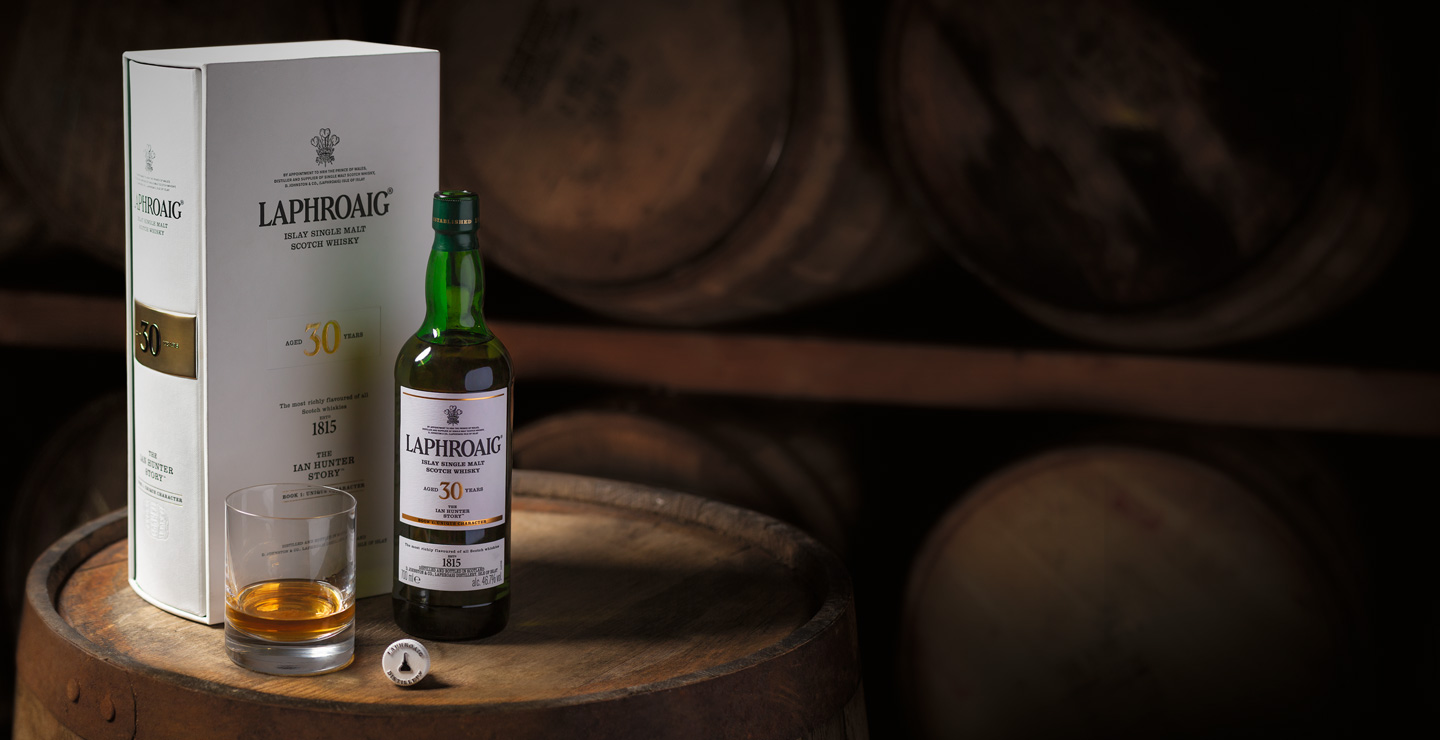 New Laphroaig Ian Hunter Story - Book 1