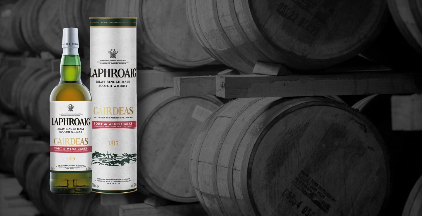 Laphroaig Cairdeas 2020 Port & Wine UK